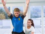 Physiotherapie Aschaffenburg Übung